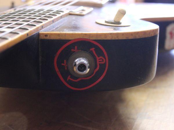 【中古・現状渡し】Gibson Les Paul Standard 2000年製【1905075317】_画像7
