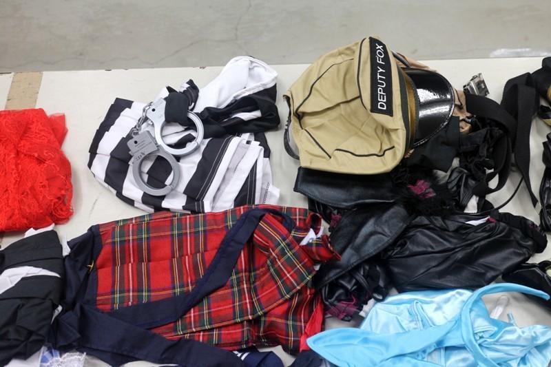 DF23◆コスプレ衣装まとめて 30セット 女性 衣装色々_画像4
