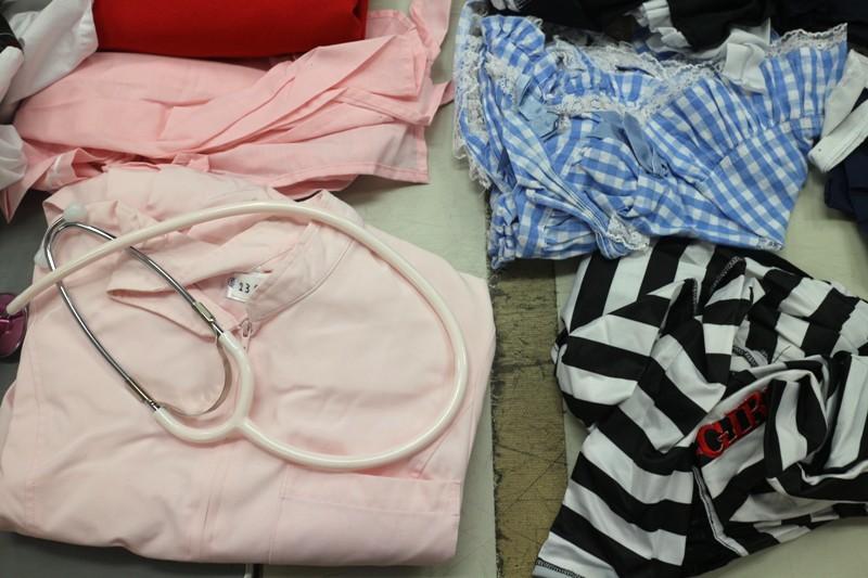 DF23◆コスプレ衣装まとめて 30セット 女性 衣装色々_画像7