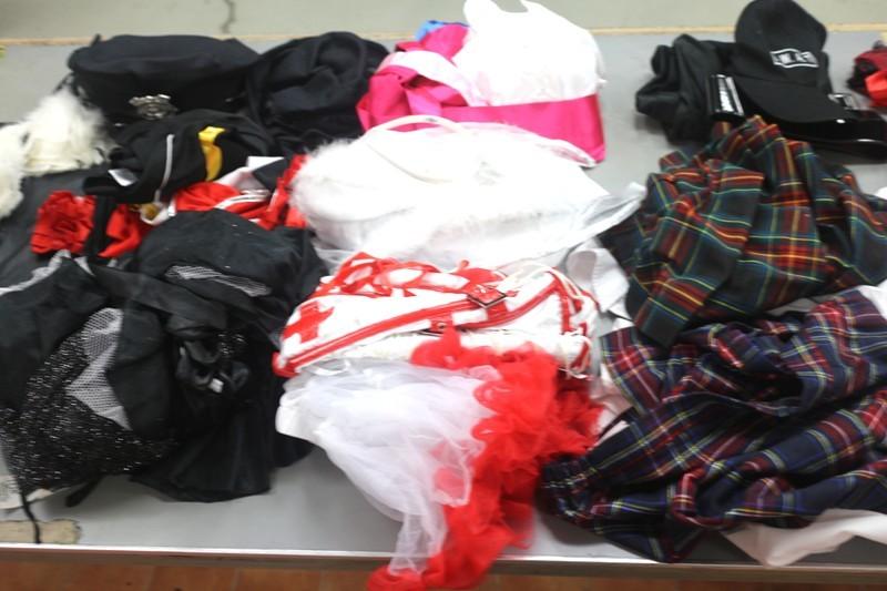 DF23◆コスプレ衣装まとめて 30セット 女性 衣装色々_画像9