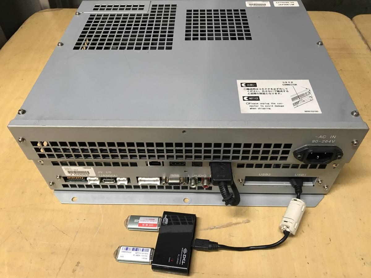 【バンナム】機動戦士ガンダム エクストリームバーサス マキシブーストON ライブモニター用基板 System 357 _画像4