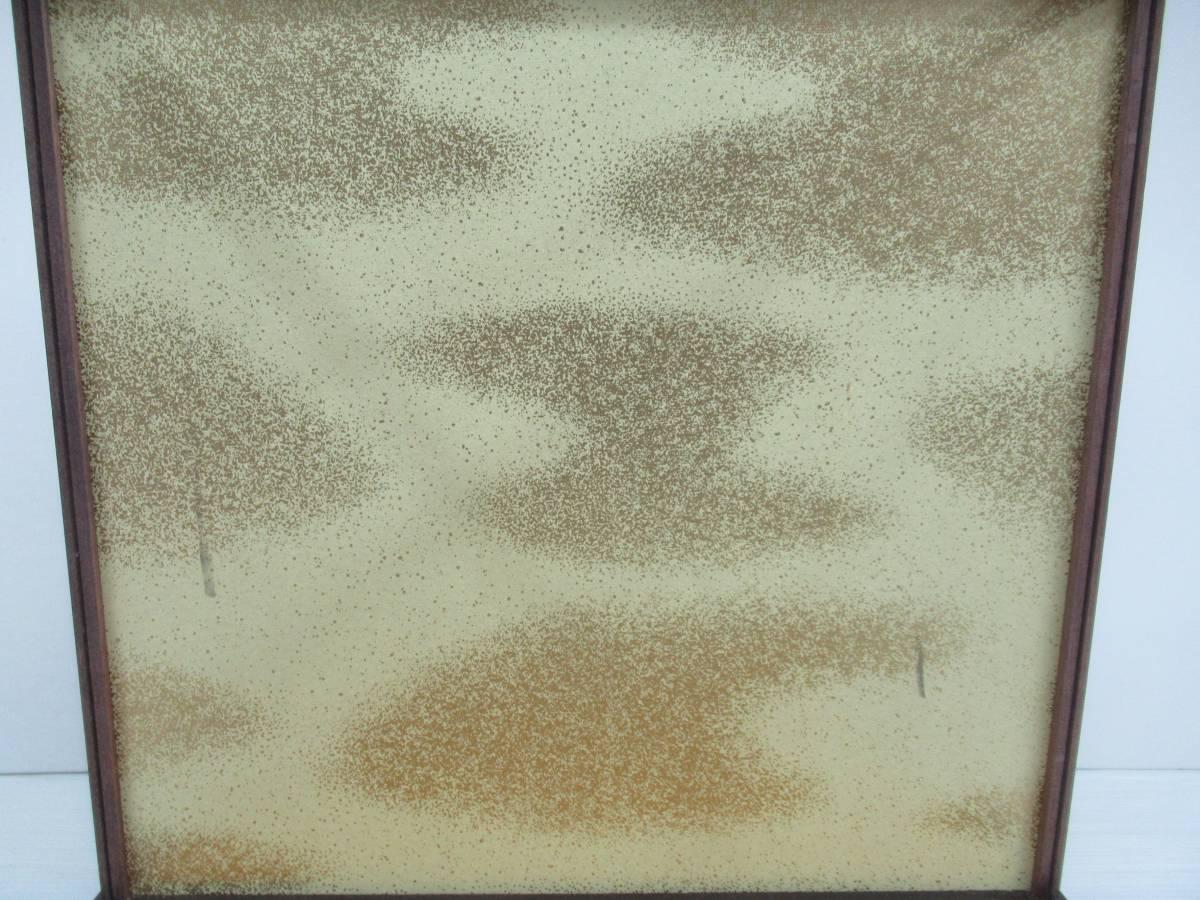 ★大奉仕!!◆マホガニ塗人形ケース・前扉式・毛氈敷き◆ひな人形・雛祭り・桃の節句◆五月人形・武者人形・歌舞伎人形・端午の節句◆ _画像6