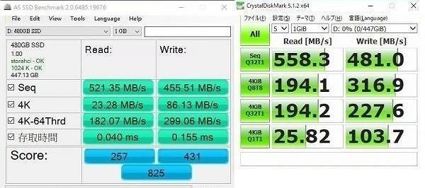 1円~![3年保証/正規品] 新品 大好評! AITC 内蔵 SSD 【480GB】 2.5インチ SATAⅢ 6G/bps MLC採用/Windows 10/Linux Kernel 2.6.31以降_画像5