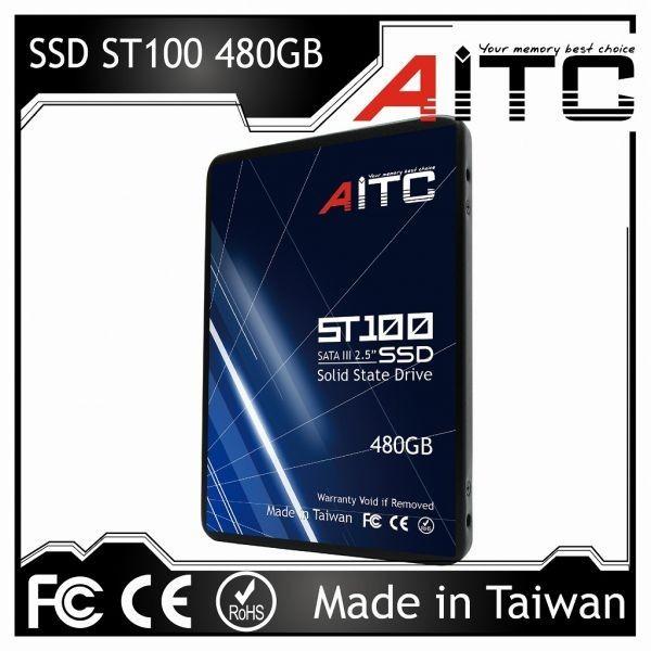 1円~![3年保証/正規品] 新品 大好評! AITC 内蔵 SSD 【480GB】 2.5インチ SATAⅢ 6G/bps MLC採用/Windows 10/Linux Kernel 2.6.31以降_画像3