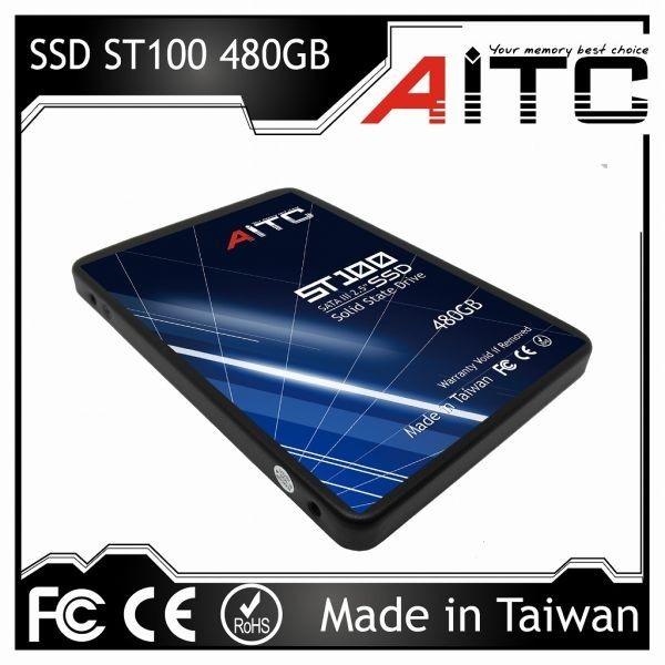 1円~![3年保証/正規品] 新品 大好評! AITC 内蔵 SSD 【480GB】 2.5インチ SATAⅢ 6G/bps MLC採用/Windows 10/Linux Kernel 2.6.31以降_画像2