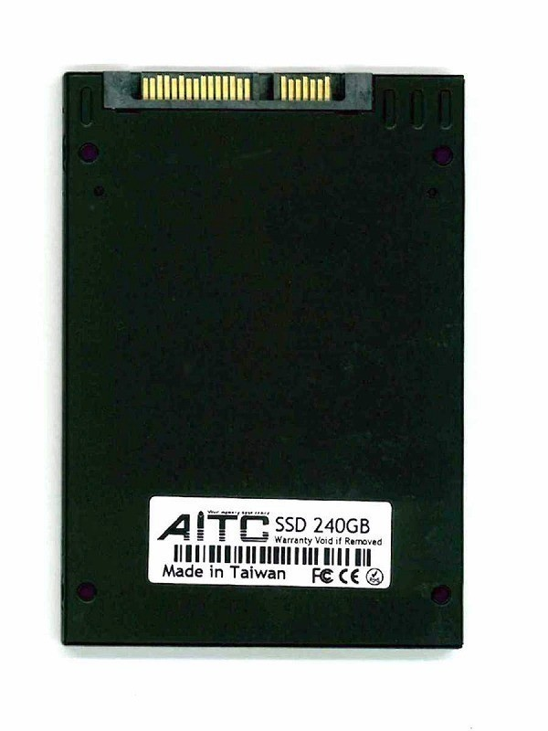 1円~![3年保証/正規品] 新品 大好評! AITC 内蔵 SSD 【240GB】 2.5インチ SATAⅢ 6G/bps MLC採用 Windows 10/Linux Kernel 2.6.31以降_画像7