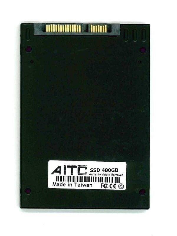 1円~![3年保証/正規品] 新品 大好評! AITC 内蔵 SSD 【480GB】 2.5インチ SATAⅢ 6G/bps MLC採用/Windows 10/Linux Kernel 2.6.31以降_画像7