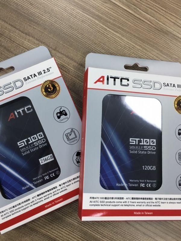 1円~![3年保証/正規品] 新品 大好評! AITC 内蔵 SSD 【120GB】 2.5インチ SATAⅢ 6G/bps MLC採用 Windows 10/Linux Kernel 2.6.31以降_画像6
