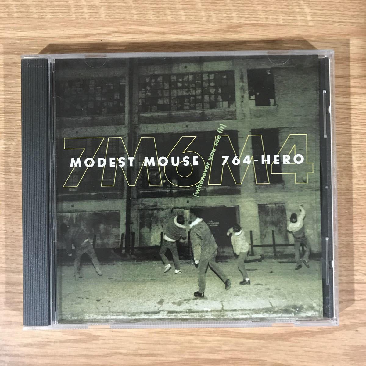 (B23)中古CD150円 Modest Mouse Whenever You See Fit