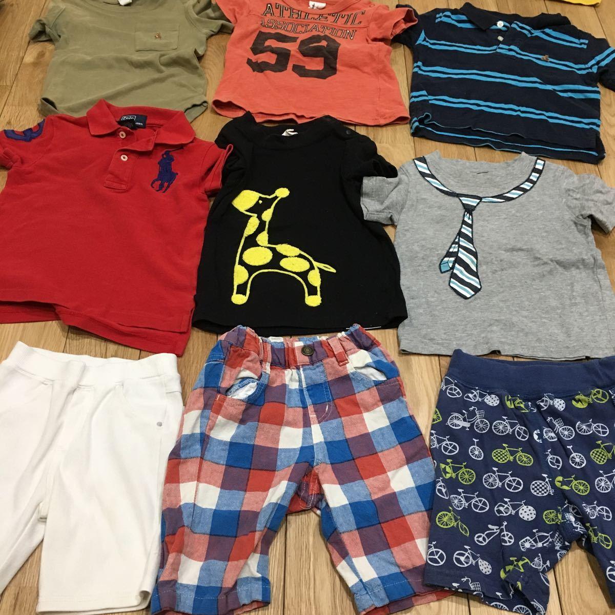 da1186ef4880c 男の子 まとめ売り 夏物 セット 福袋 90~95cm Tシャツ パジャマ クロックス 甚平 ジャンクストア