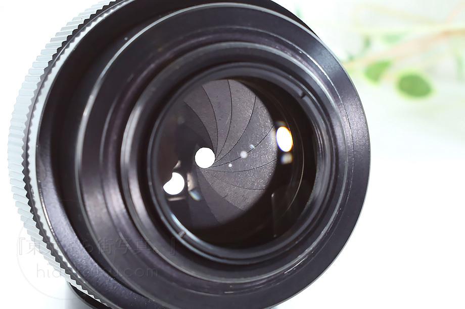 ポートレート・一輪の花などに最適のジュピター985mm【分解清掃済み・撮影チェック済み】 Jupiter-9 F2.0 85mm M42 上下キャップ_47j_画像7