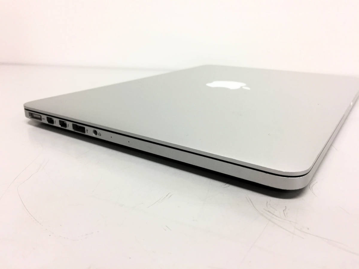 美品◆MacBook Pro◆A1502 Retina◆i7 5557U 3.1GHZ◆DDR3L 16GB◆SSD1TB◆Early2015◆WQXGA(2560x1600)◆13インチ◆914_画像6