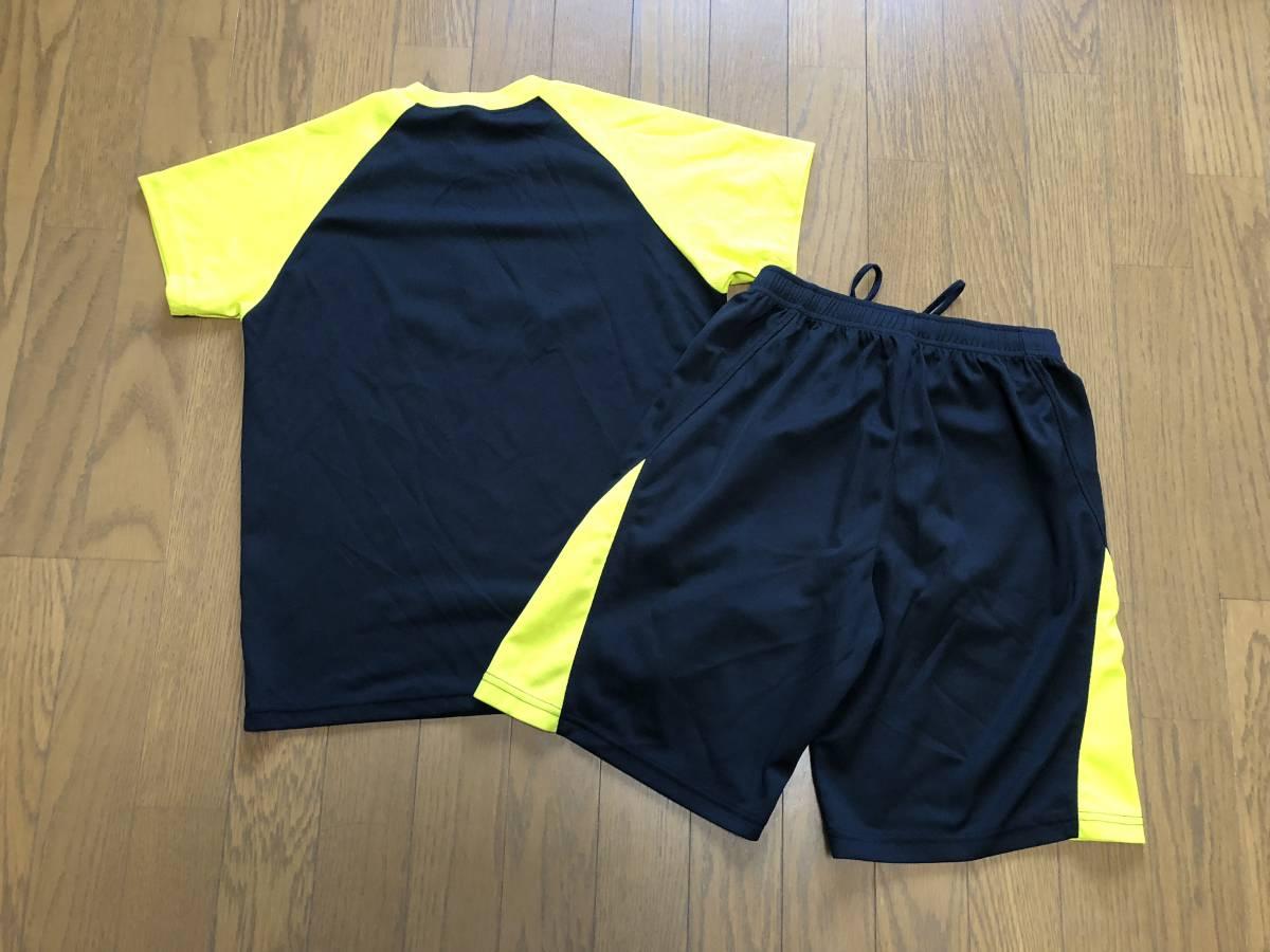 Tシャツ&ハーフパンツセット PUMA★プーマ 150 USED_画像2