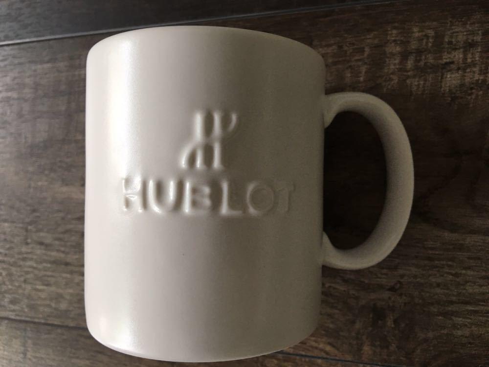 ☆HUBLOT ウブロ マグカップ 新品未使用 ノベルティ☆_画像2