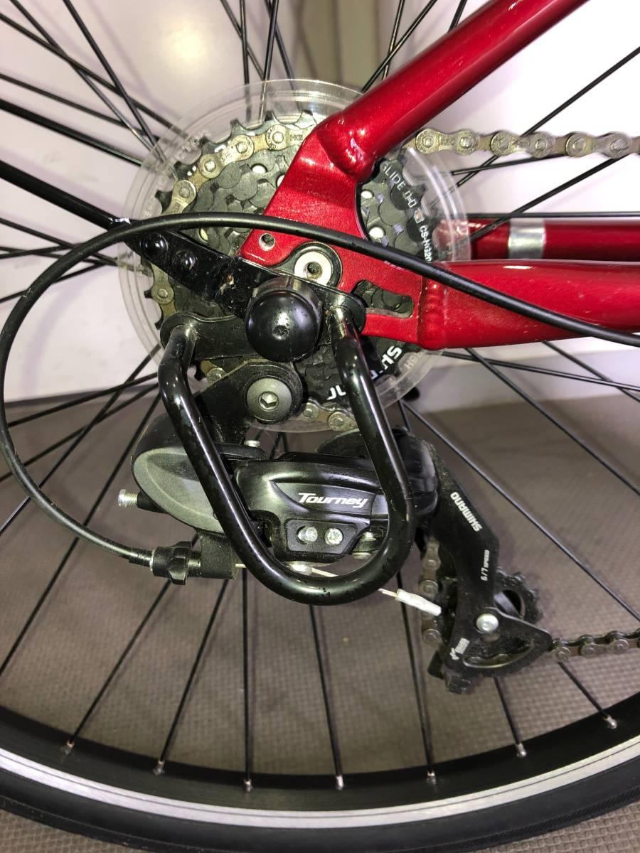 【美品・直接受渡し】電動アシスト自転車 パナソニック ベロスター BE-ELVS77_画像8