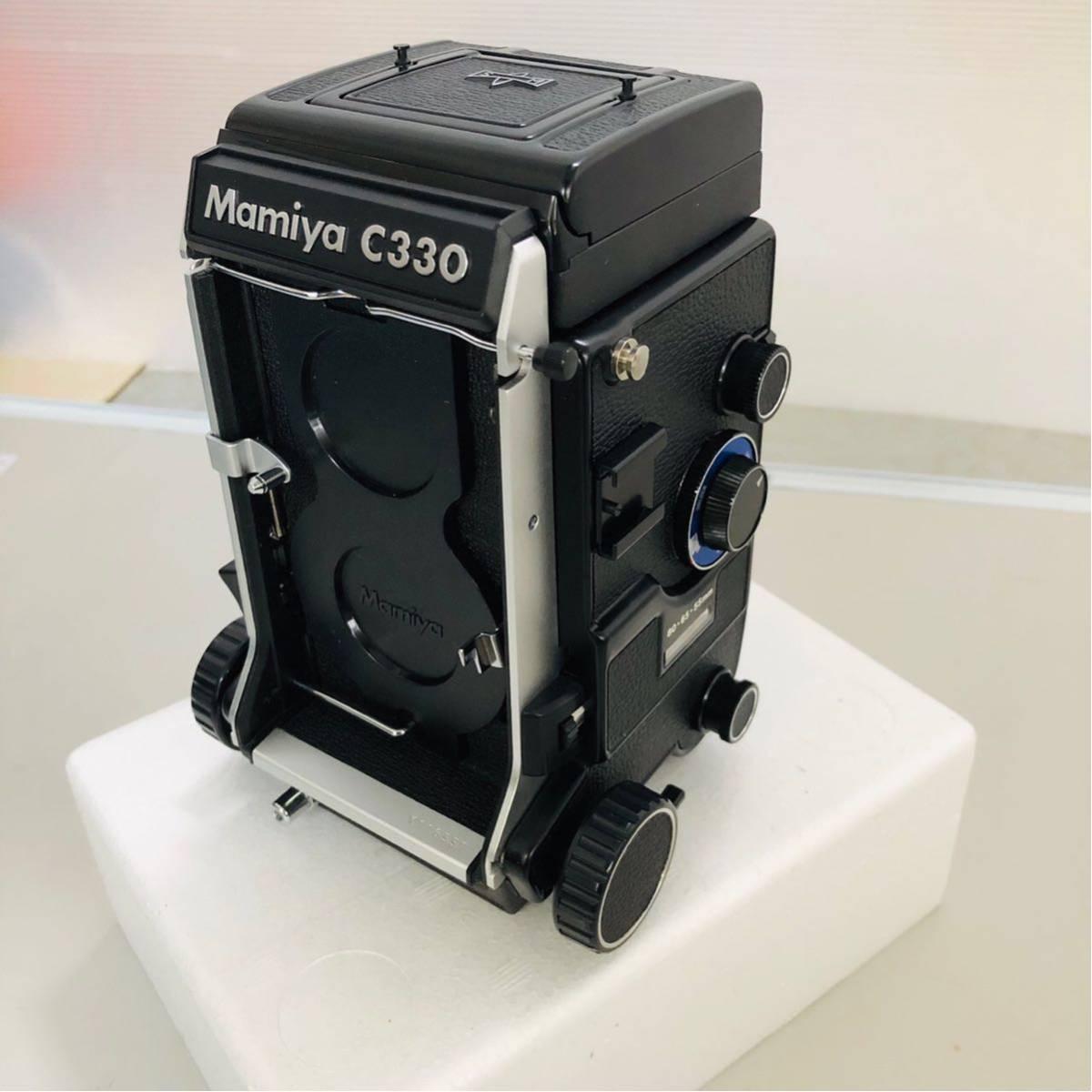 【コレクター放出品】Mamiya C330S professional S ボディ_画像4