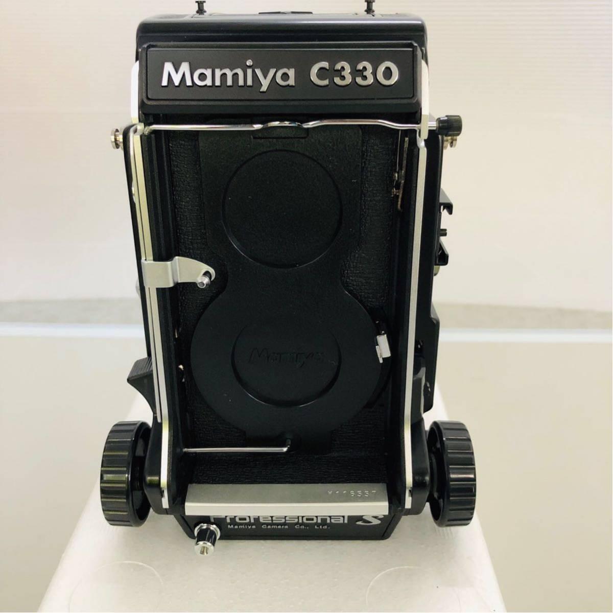 【コレクター放出品】Mamiya C330S professional S ボディ_画像5