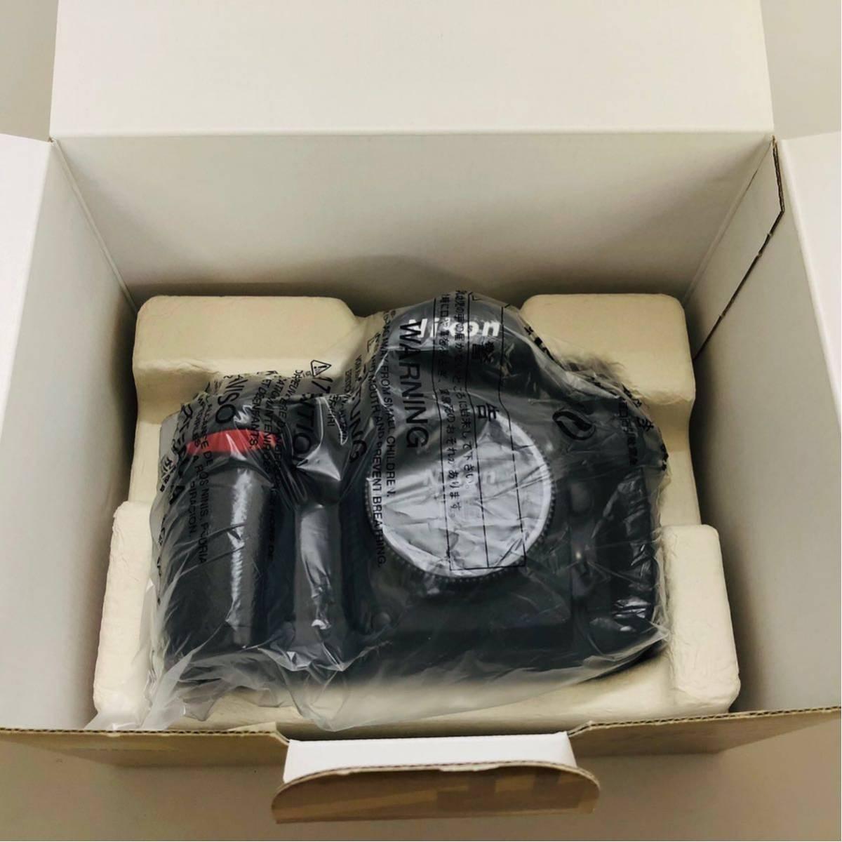 【コレクター放出品】Nikon ニコン F6 ボディ 箱付き シリアル一致元箱 _画像2