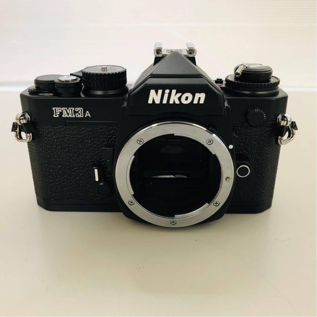 【極美品】Nikon ニコン FM3A _画像4