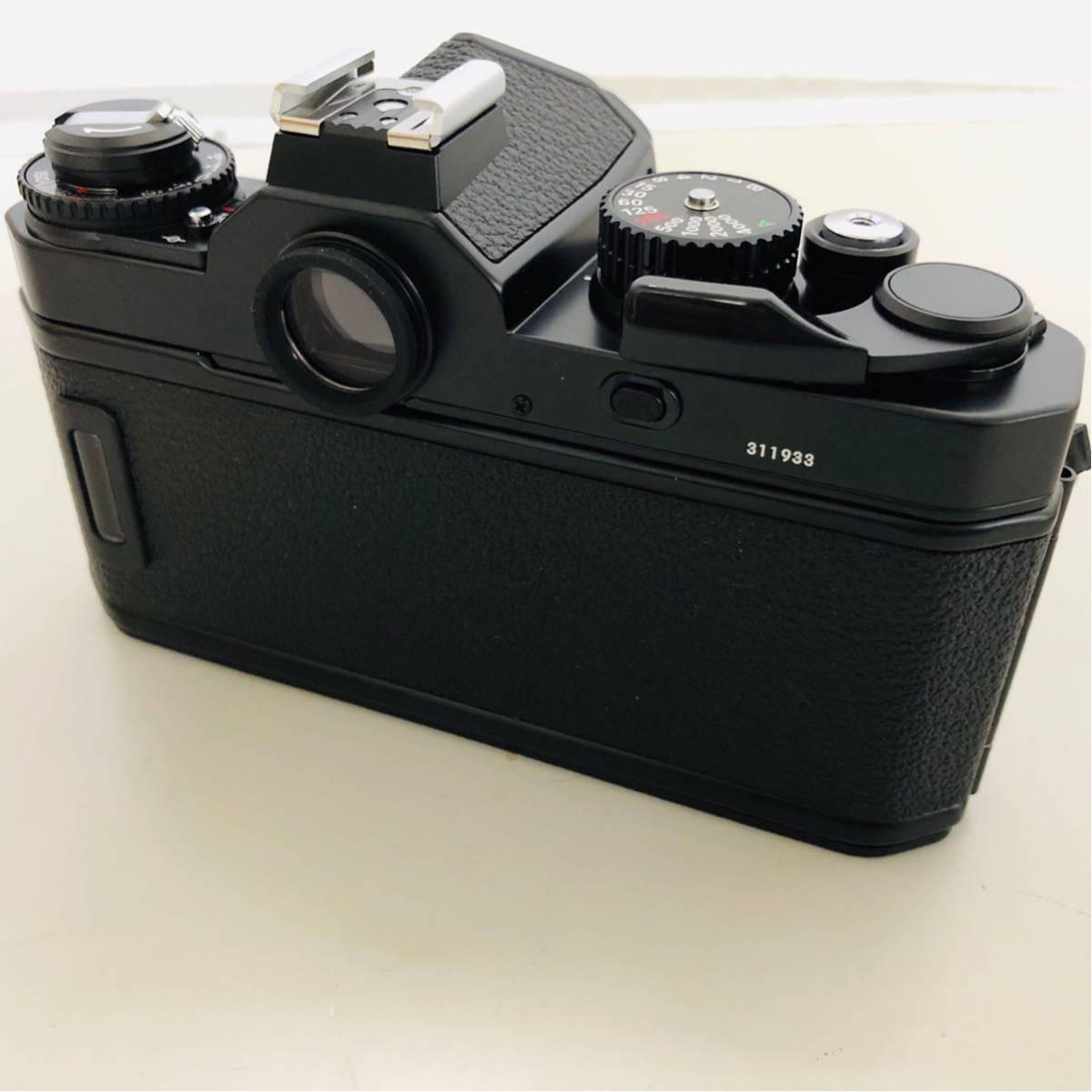 【極美品】Nikon ニコン FM3A _画像5