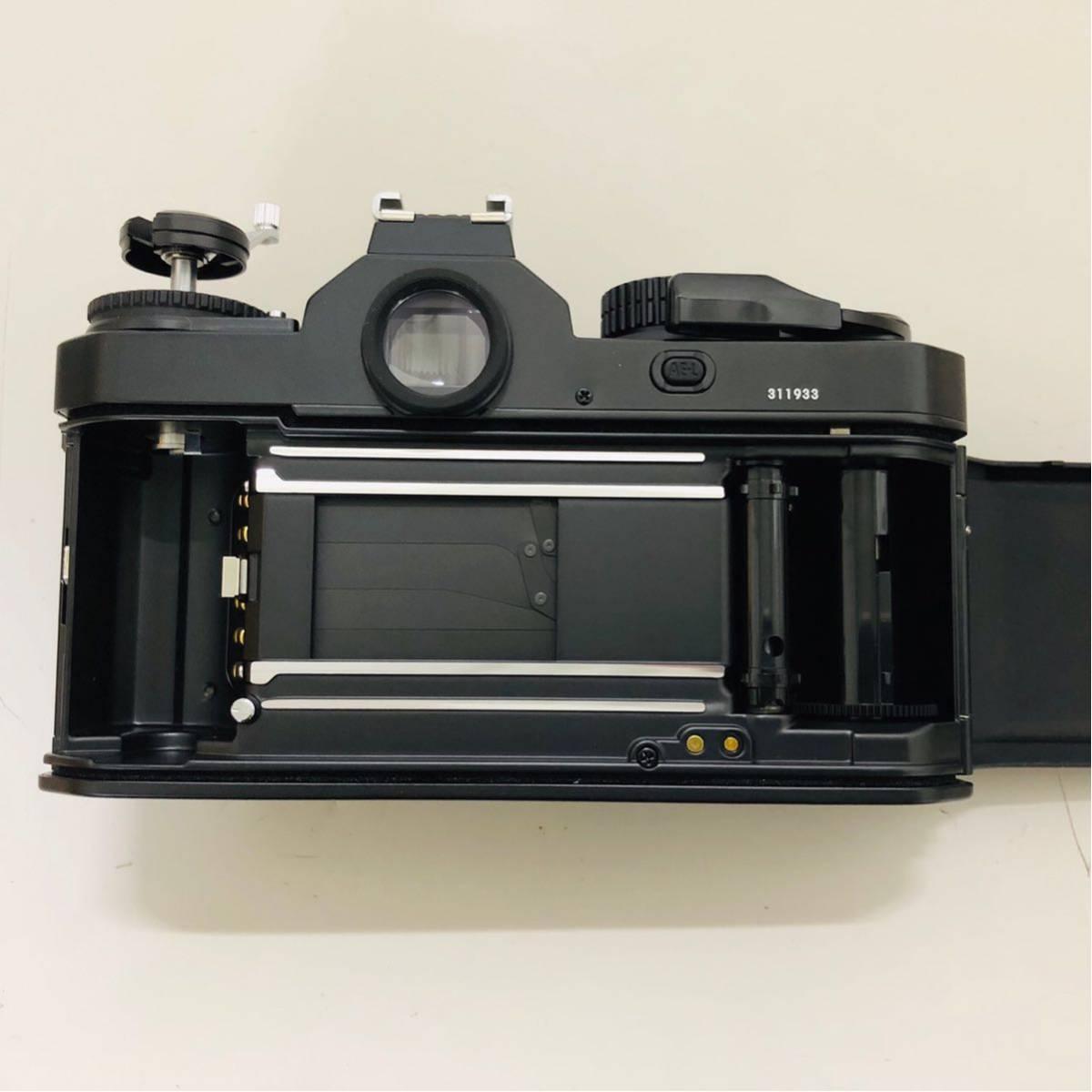 【極美品】Nikon ニコン FM3A _画像7