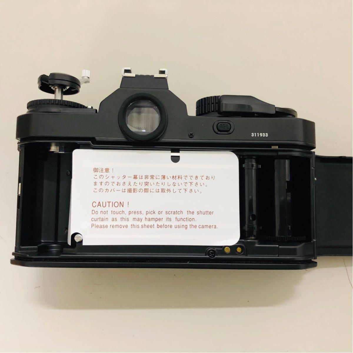 【極美品】Nikon ニコン FM3A _画像6