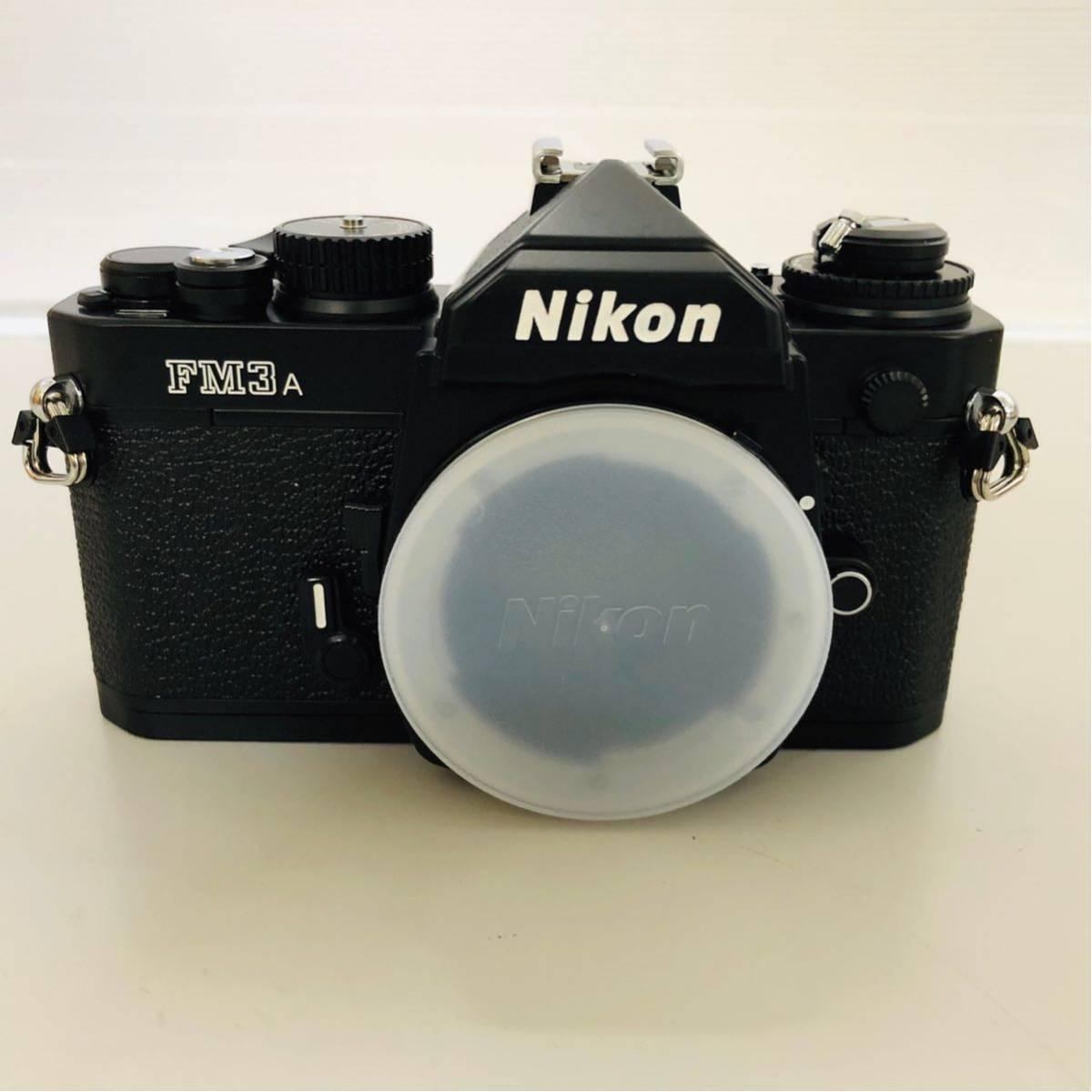 【極美品】Nikon ニコン FM3A _画像3