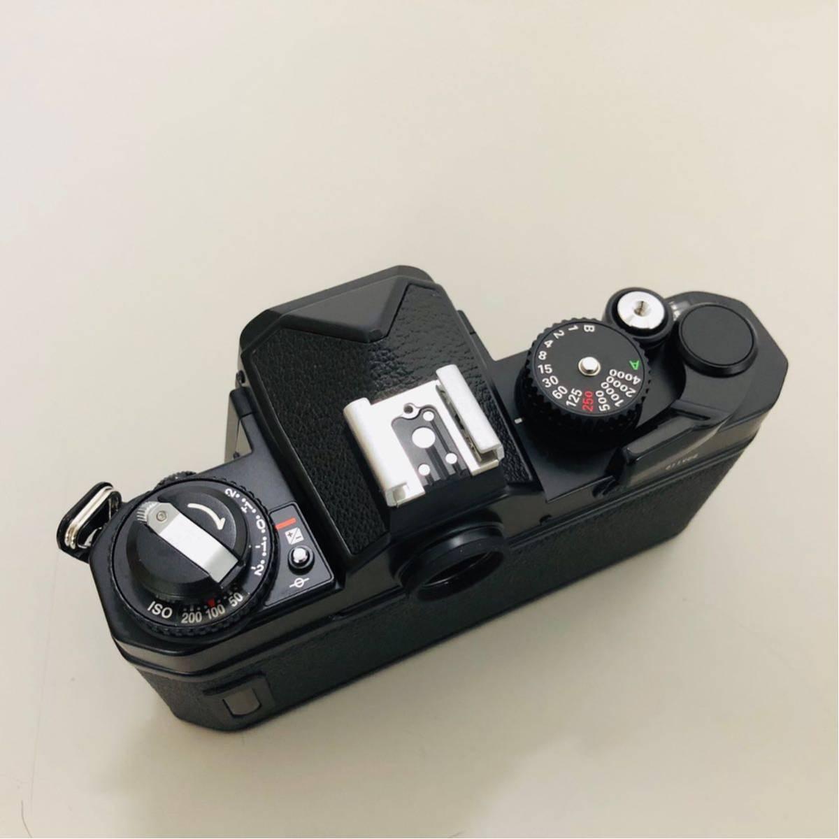 【極美品】Nikon ニコン FM3A _画像9