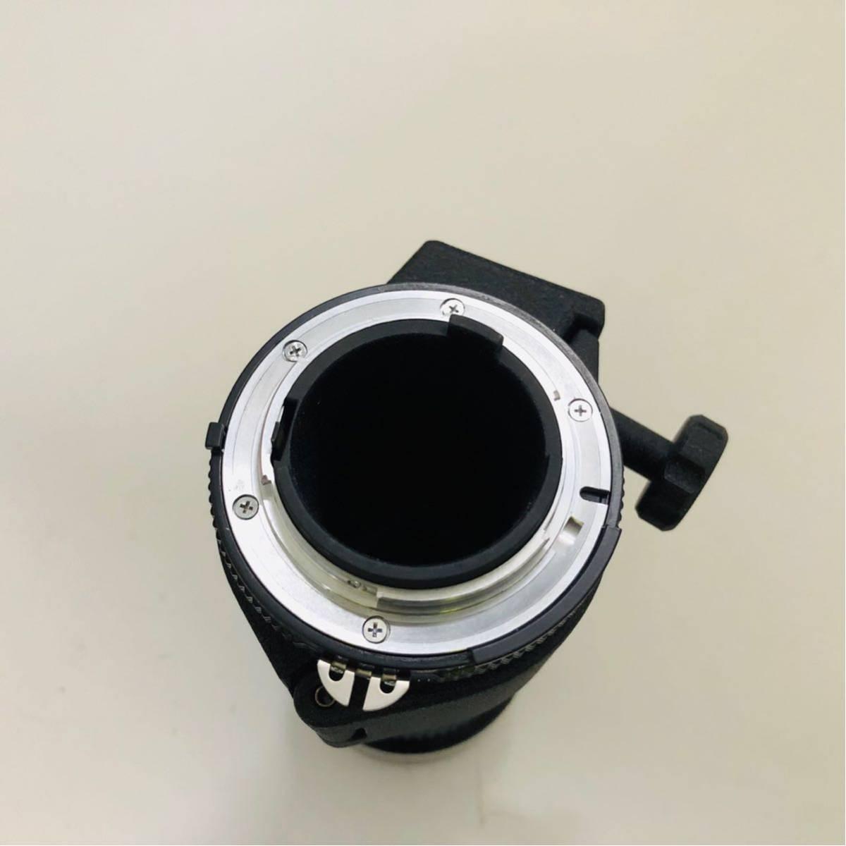 【美品】Nikon ニコン レンズ MICRO NIKKOR 200mm f/4_画像6