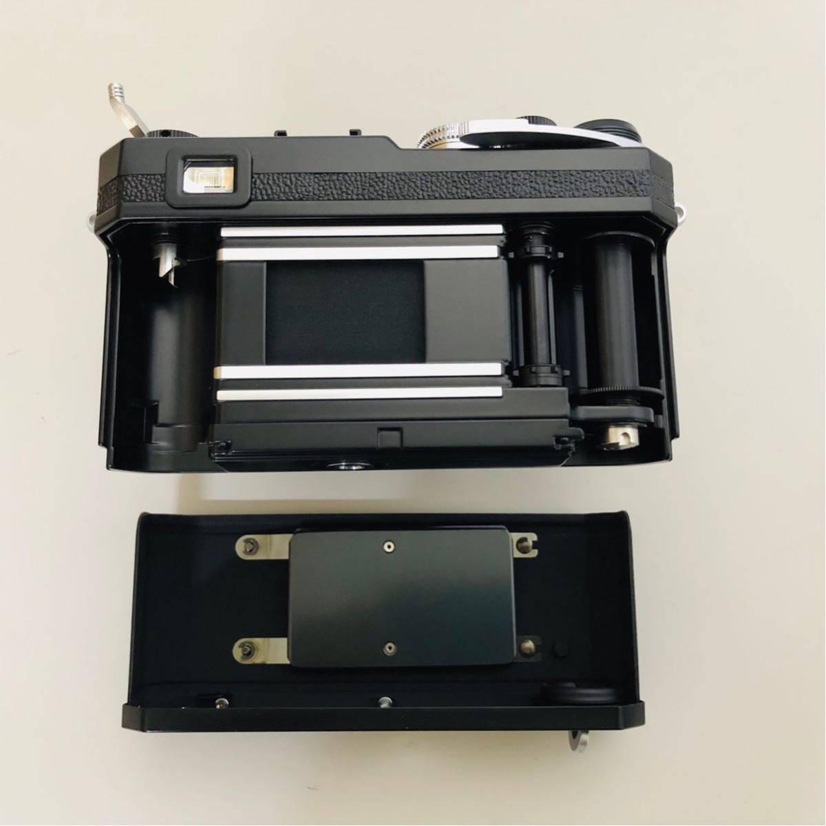【未使用・美品】Nikon S3 LIMITED EDITION BLACK 50mm F1.4 302435_画像8