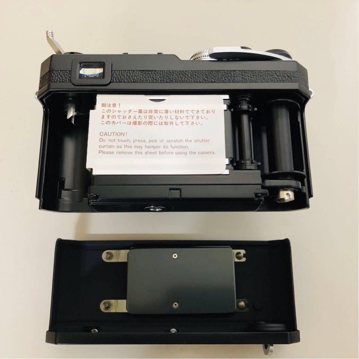 【未使用・美品】Nikon S3 LIMITED EDITION BLACK 50mm F1.4 302435_画像7