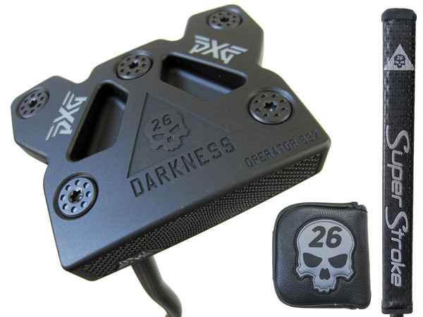 PXG DARKNESS OPERATOR 34インチ 日本限定50本 ダークネスオペレーター 正規品