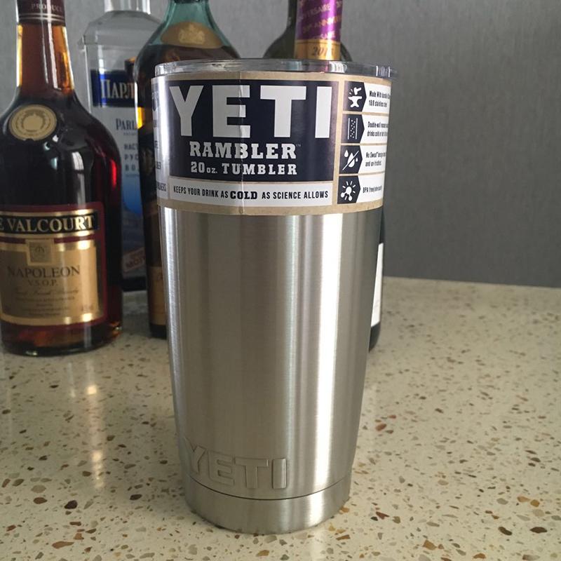 3個組 YETI 1個18oz & 2個20oz 真空断熱 保温/冷 タンブラー★イエティ RAMBLER Bottle Tumbler ミリタリー 水筒 304食用ステンレス_画像6