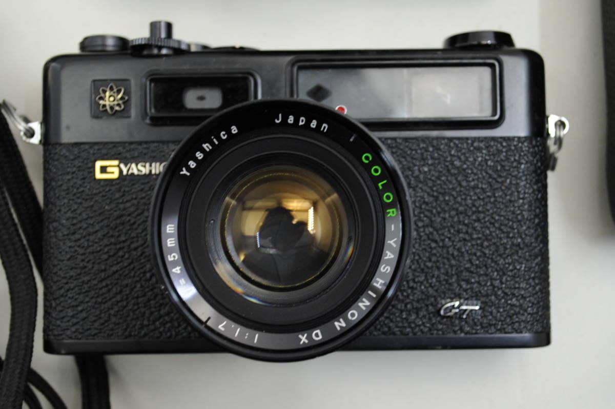 【ecoま】コンパクトフィルムカメラ 12台まとめて olympus pen/DC/TRIP35/konica/yashica35 cc_画像5