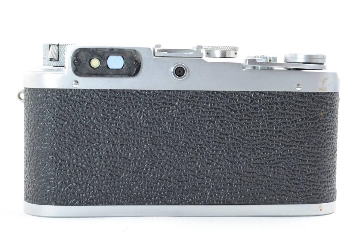 【ecoま】レオタックス Leotax LEONON 5cm F2レンズ付き レンジファインダーカメラ_画像4