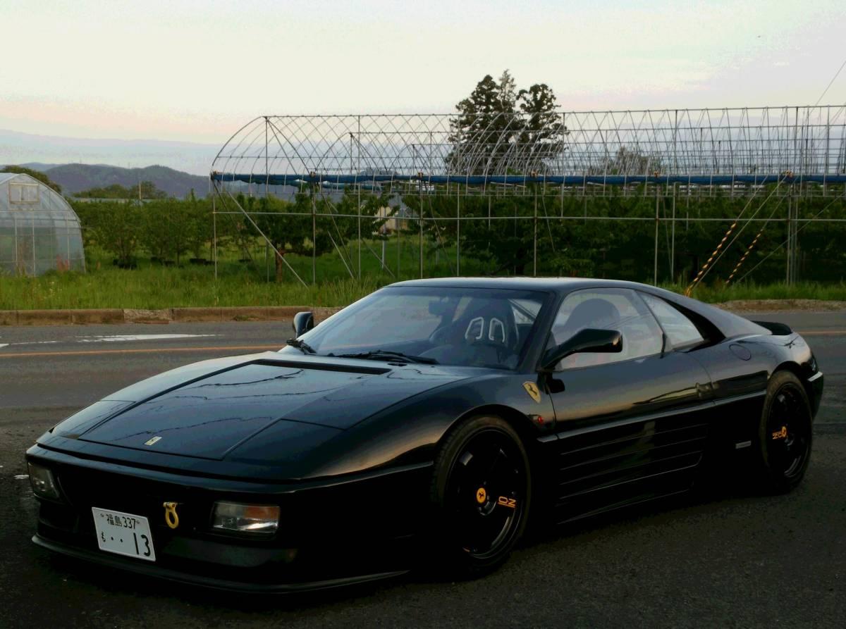 フェラーリ 348tb 格安 売り切り_画像5