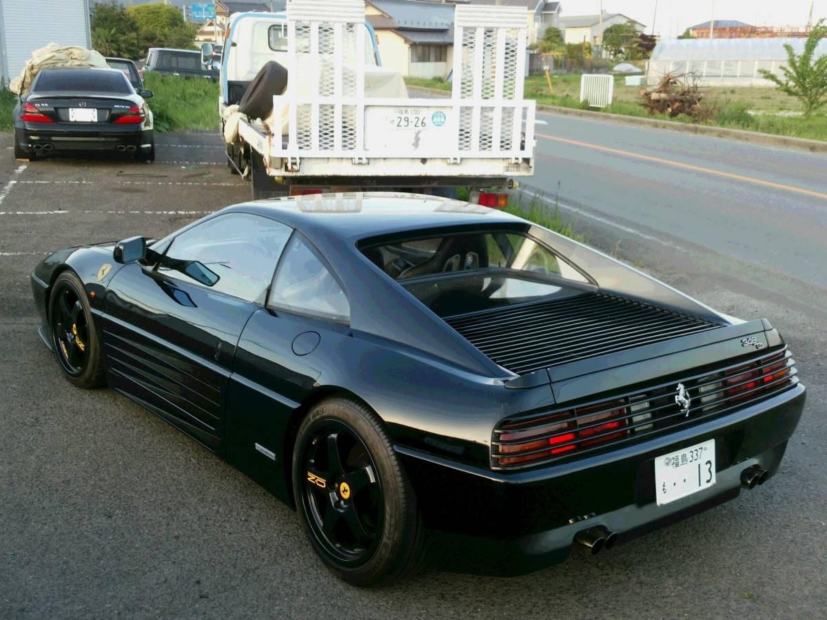 フェラーリ 348tb 格安 売り切り_画像4