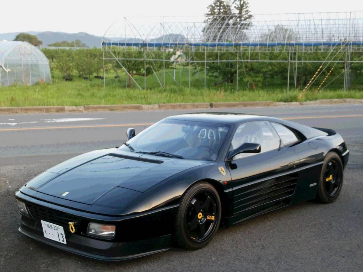 フェラーリ 348tb 格安 売り切り