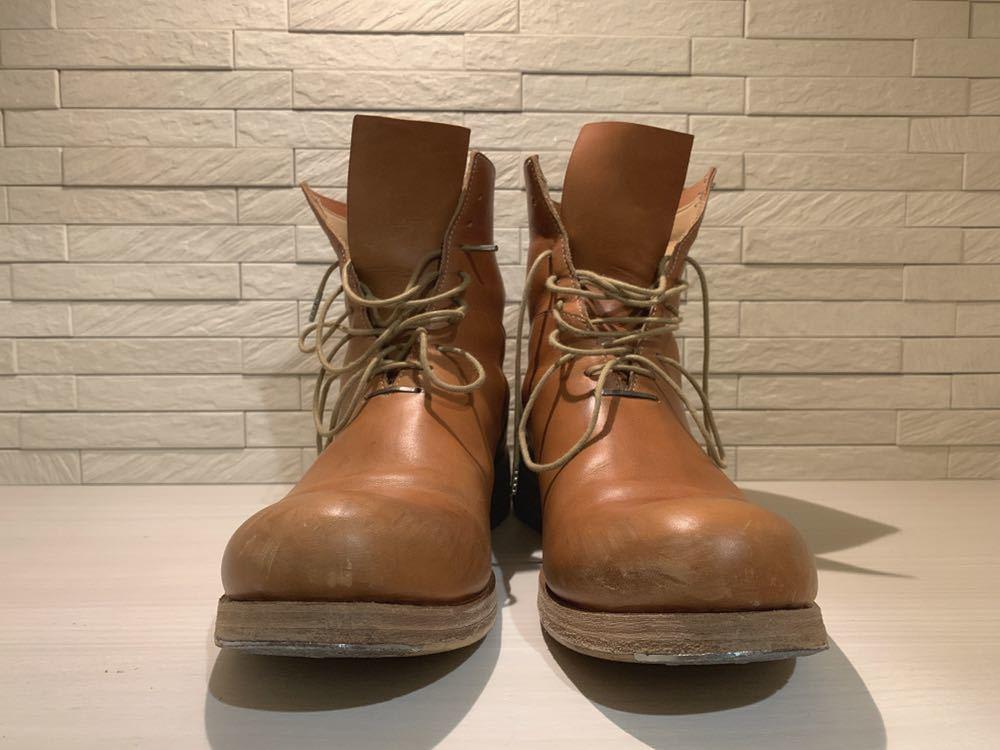 m.a+ S1B23 サイズ41 boots 18ss carol christian poell boris bbs ccp taichi murakami yohji yamamoto yyph_画像1