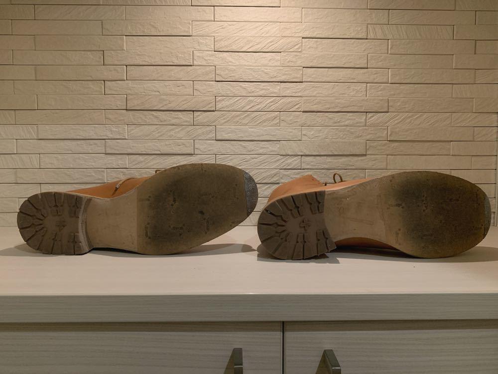 m.a+ S1B23 サイズ41 boots 18ss carol christian poell boris bbs ccp taichi murakami yohji yamamoto yyph_画像4