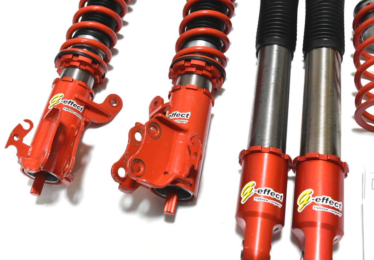 ZC31S ZC11S ZC21S ZC71S スイフト ZC-PREMIUM フルタップ車高調キット 全長調整式 減衰力調整式 ピロアッパーマウント付 _画像5