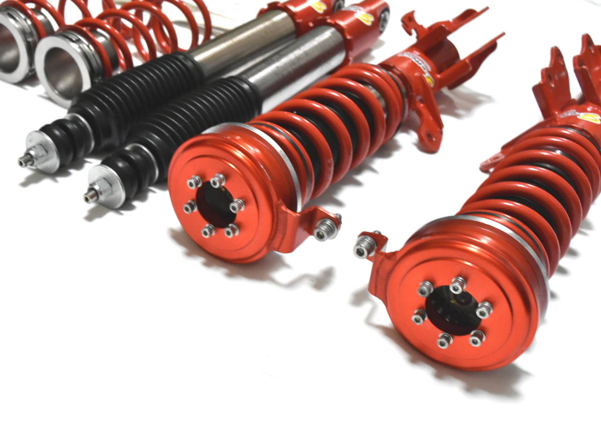ZC31S ZC11S ZC21S ZC71S スイフト ZC-PREMIUM フルタップ車高調キット 全長調整式 減衰力調整式 ピロアッパーマウント付 _画像2