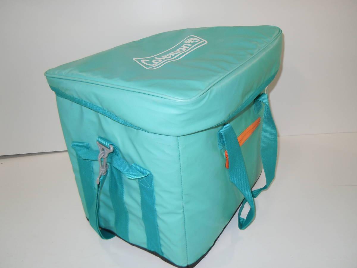 湘/$/Coleman/コールマン/ソフトクーラー 25L/1405-05575 保冷バッグ/肩掛け可能/持ち運び可能/アウトドア/レジャー/4.04-26R_画像2