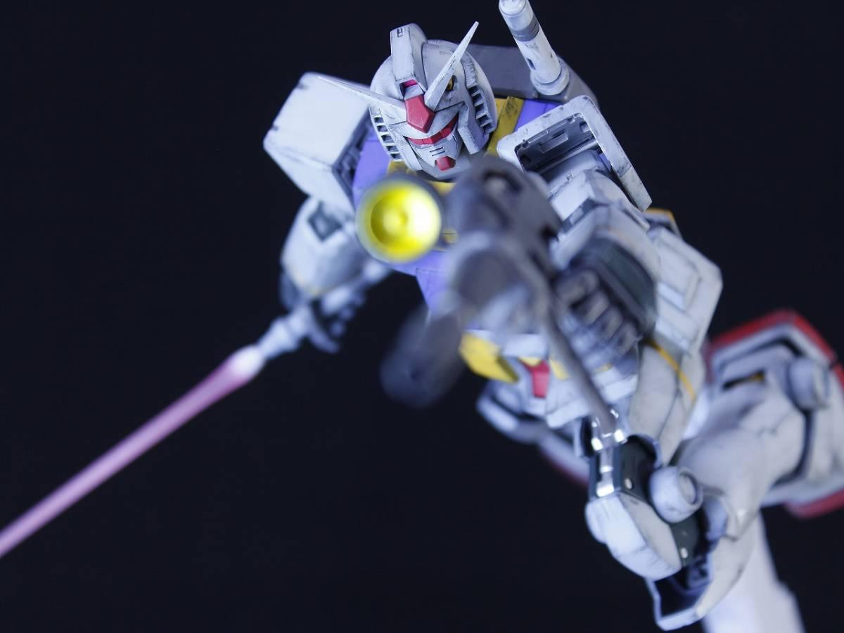 MG 1/100 RX-78-2 ガンダム ver2.0 [機動戦士ガンダム]_画像5