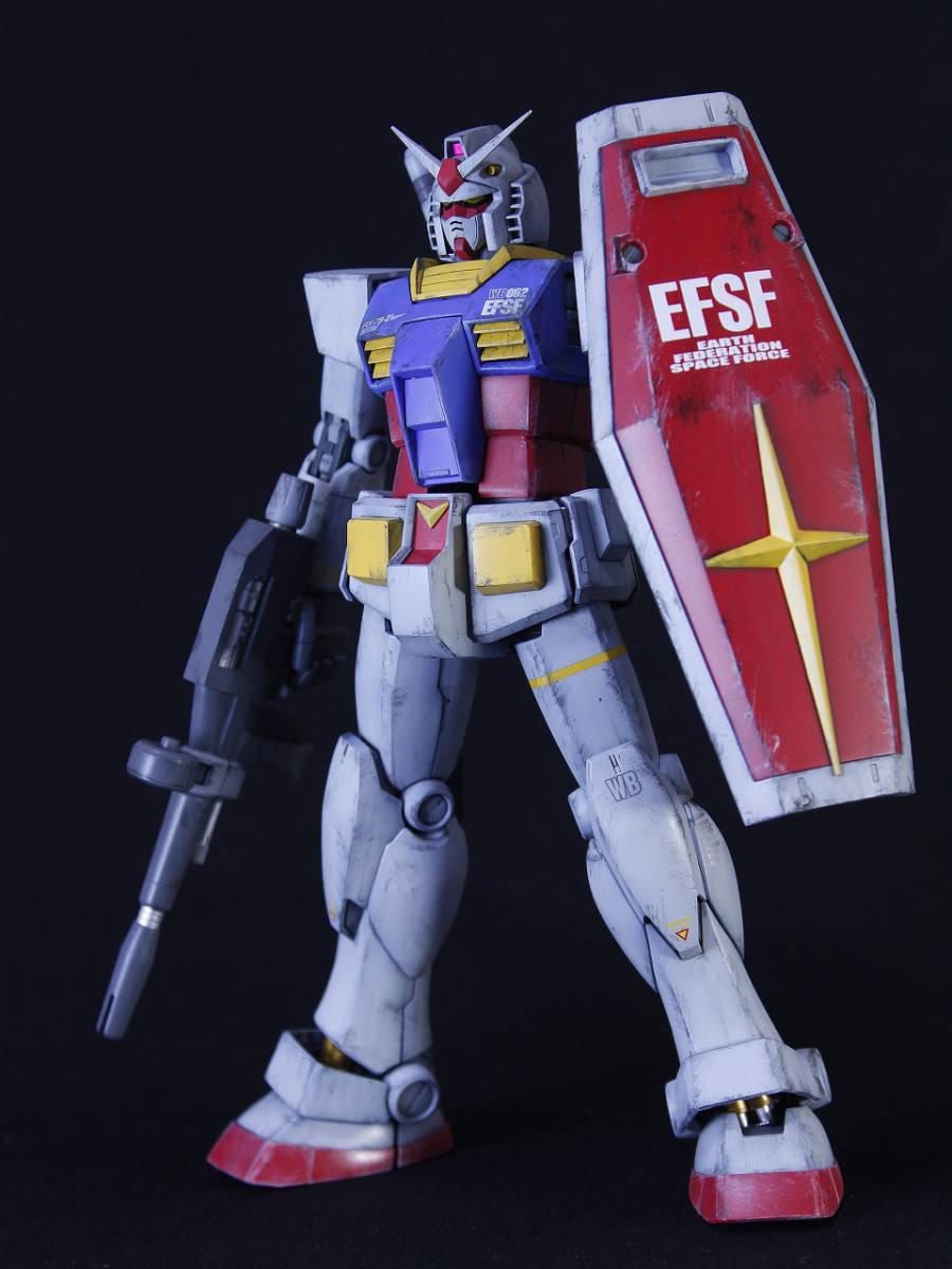 MG 1/100 RX-78-2 ガンダム ver2.0 [機動戦士ガンダム]_画像2