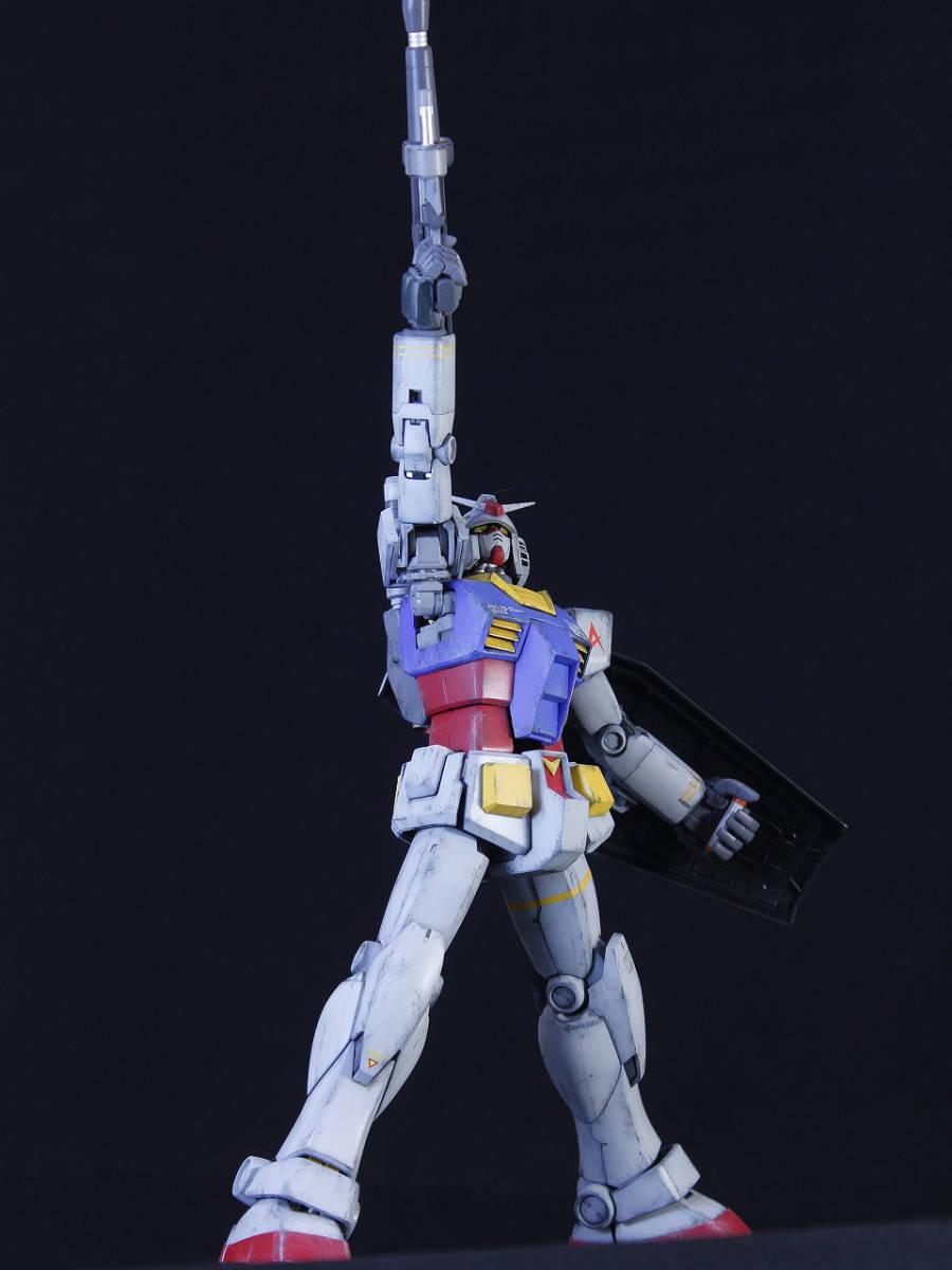 MG 1/100 RX-78-2 ガンダム ver2.0 [機動戦士ガンダム]_画像4