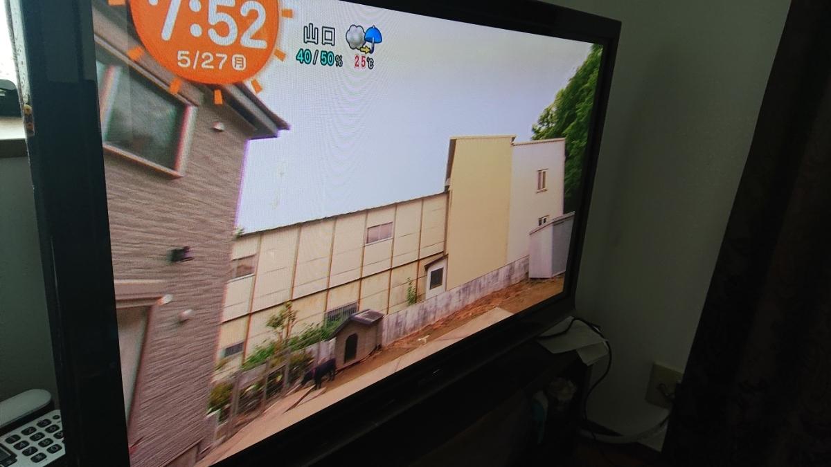 Panasonic プラズマテレビ TH-P46G1 46インチ