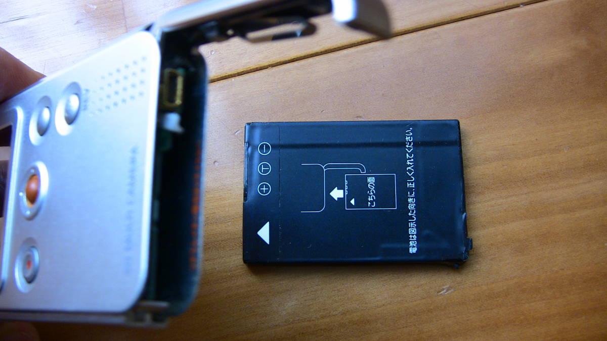 美品です★デジカメ★ panasonic SV-AS10★購入後あまり使用しなかったのでバッテリーは劣化してないと思います★_画像5
