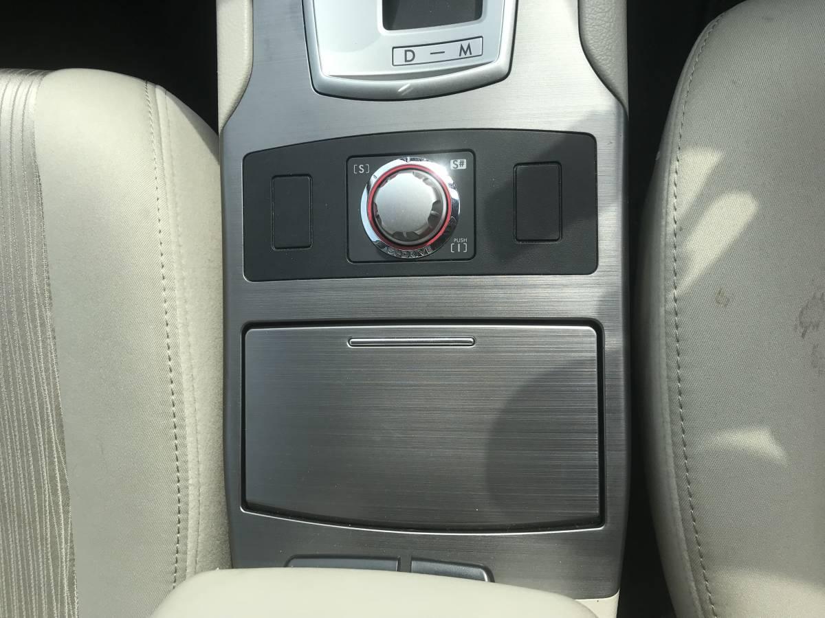 アイサイト SIドライブ 車検 付き 修復無し 2.5I 4WD BR9 プッシュスタート レガシィ ワゴン 程度良好_画像9