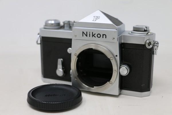 Nikon F ニコン ボディのみ 730万台 7301851(D2537)